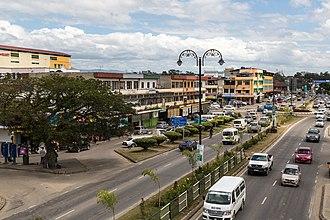 Keningau - Keningau town centre.
