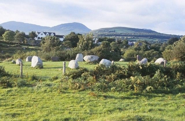 Kenmare Stone Circle - geograph.org.uk - 1444795