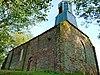 kerk van fransum - achterzijde