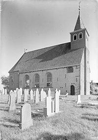 Kerk vanuit het noordwesten - Welsrijp - 20253103 - RCE.jpg