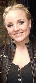 Kerry Ellis English stage actress and singer