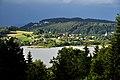 Keutschach Blick von Dobein auf Keutschach und den See 30052010 21.jpg