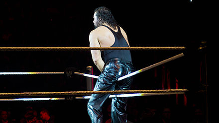 Nash entering the ring in November 2011 Kevin Nash.jpg