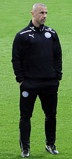 Kevin Phillips Leicester City coach.jpg