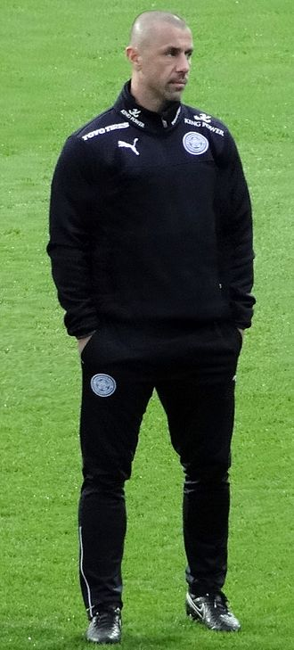 Kevin Phillips (footballer) - Phillips as a coach of Leicester City in December 2014