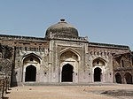 Khair-ul-Manzil (also: Khairul-Manazil or Khair-ul-Manajil). Built 1561 A.D.
