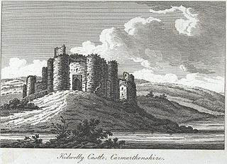 Kidwelly Castle, Carmarthenshire
