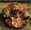 Kiedrich Pfarrkirche Hochaltar Wappen R07.jpg