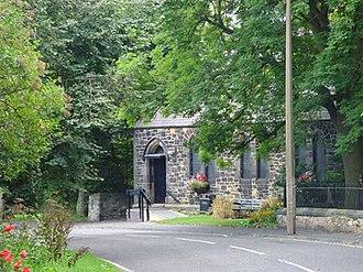 Killingworth Village - Image: Killingworth Village St John 1