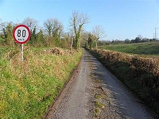 Killywaum Townland in County Cavan, Ireland