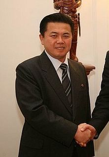 Kim Pyong-il Younger paternal half-brother of Kim Jong-il