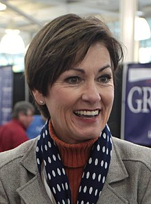 Kim Reynolds by Gage Skidmore cropped and rotated.jpg