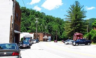 Kimball, West Virginia - Kimball in 2014