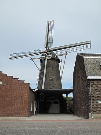 Kinrooi - Kinrooi, windmill