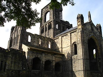 West Yorkshire - Kirkstall Abbey, Kirkstall, Leeds