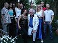Kirsti Isoaho, Anders Rixer och danstruppen Tango.jpg
