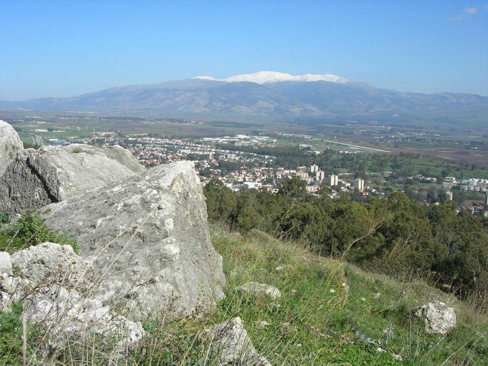 Kiryat shmona 2006