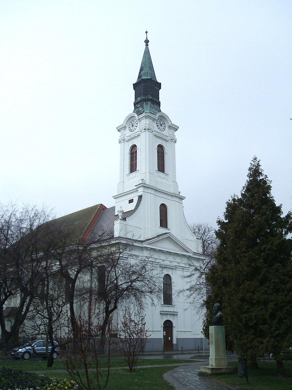 Kiskunhalas-református templom
