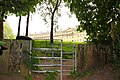Kissing gate by the cycleway - geograph.org.uk - 2069323.jpg
