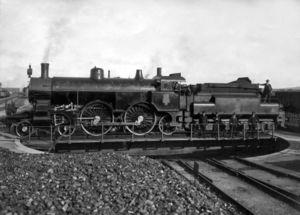 Karl Gölsdorf - Class 108 locomotive