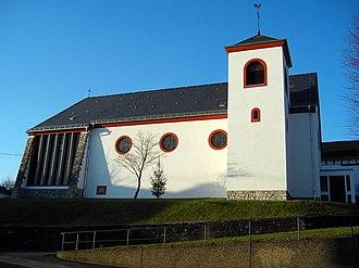 Kleinmaischeid - Church