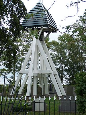 Snikzwaag - Wooden bell tower