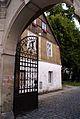 Kościół Pokoju w Świdnicy - brama wjazdowa. Foto Barbara Maliszewska.jpg