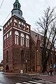 Kościół Wniebowzięcia NMP; 88; PL, ZP, powiat gryficki, gmina Gryfice, Gryfice, ul. Kościelna; 01.jpg