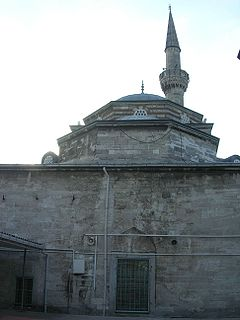 Koca Mustafa Pasha Mosque mosque in Turkey