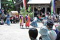 Koma odori of Tsuzuriko shrine festival.jpg