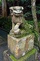 Komainu - Hakone-jinja - Hakone, Japan - DSC05772.jpg