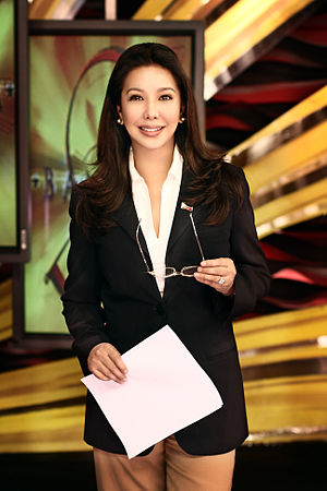 English: Photo of Korina Sanchez