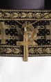 Kors för ordensbiskopen, 1805-1841 - Livrustkammaren - 100553.tif