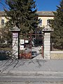 Kossuth Lajos utca 14-16, Zarándokszállás, kapu, 2019 Kalocsa.jpg
