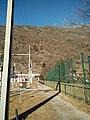 Kraftwerk Naturns Schaltanlage Hintergrund Druckrohr.jpg