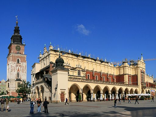 Krakow - Sukiennice 01 cropped
