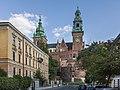 Krakow katedra elew pn ze Straszewskiego.jpg