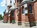 Kravaře, kostel svatého Bartoloměje (3).JPG