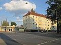 Kreuzung Am Lindener Hafen-Davenstedter Straße-Bauweg - Hannover-Linden-Mitte - panoramio.jpg