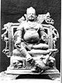 Kubera 2, Bronze, from Nalanda, Bihar, dating from 10th century A.D.jpg