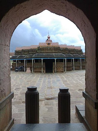 Kundgol - Shambhulinga temple at Kundgol, Karnataka