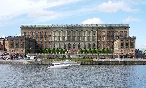 Kungliga slottet 19 juni 2010