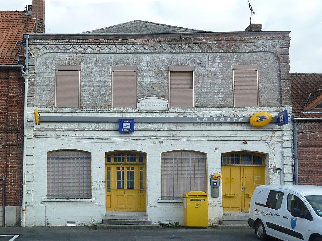 File:lécluse le bureau de poste.jpg wikimedia commons