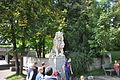 Löwe von Urs Eggenschwyler - Gemenschaftszentrum Seebach - 2014-08-24.JPG