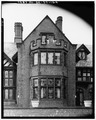 LIBRARY WEST - Stan Hywet Hall, 714 North Portage Path, Akron, Summit County, OH HABS OHIO,77-AKRO,5-129.tif