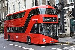 LT 489 (LTZ 1489) Arriva London Nouveau Routemaster (18005306625) .jpg