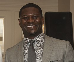 Ladanian Tomlinson - the endearing, friendly,  football player  with Afro-American roots in 2020