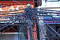 La Paz, Bolivia, street scenes - an electricians nightmare - (24812222516).jpg