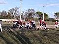 La Souvine-Montfavet- American football 2.JPG