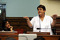 La legisladora Lourdes Alcorta Suero.jpg